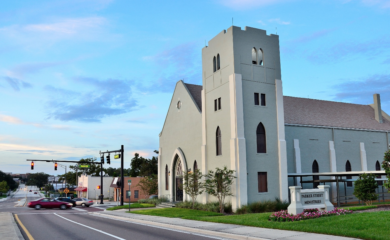 History and Vision - Parker Street Ministries - Lakeland, FL