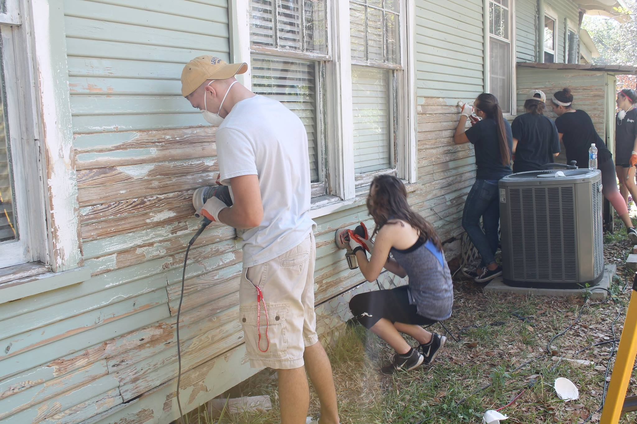 Neighborhood Revitalization - Parker Street Ministries - Lakeland, FL