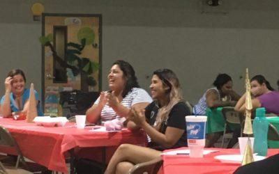 Neighborhood Families Help Plan Christmas Store