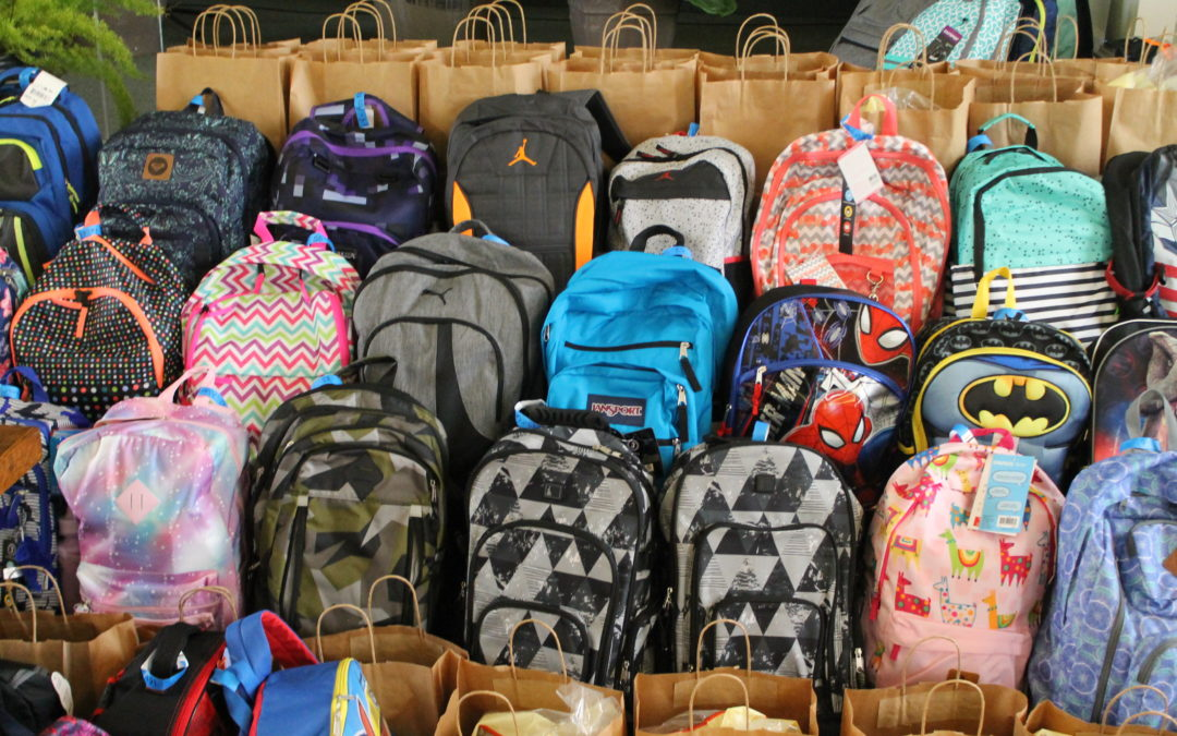 Backpacks and Uniforms Drive