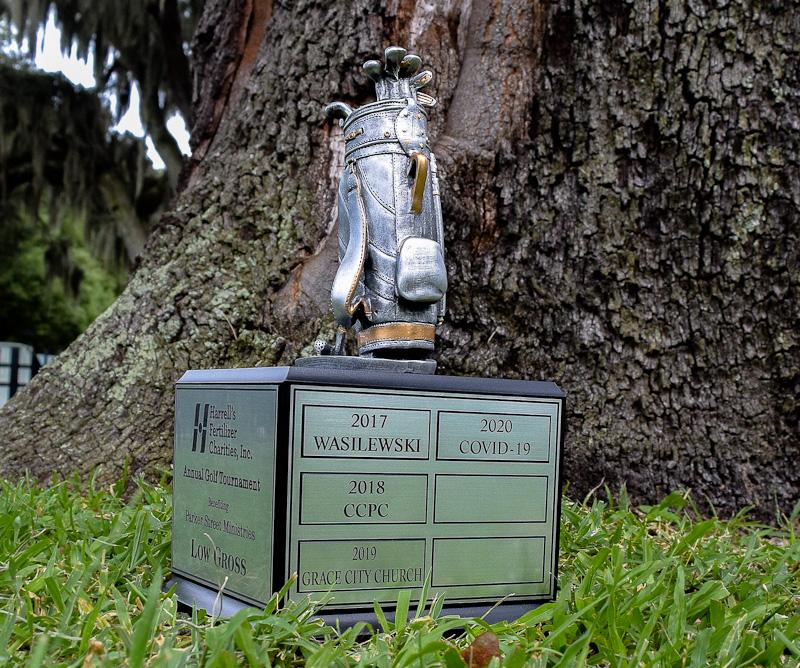 Golf Tournament Winner this Year…
