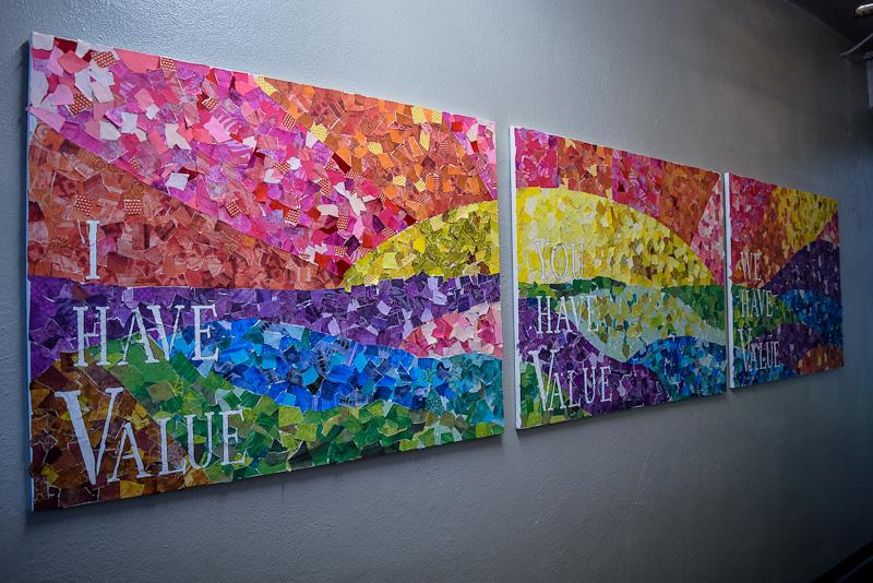 Learning Biblical Values Through Art
