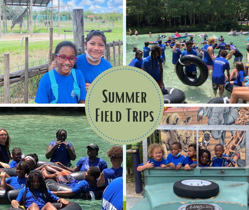 Summer Field Trips 2021