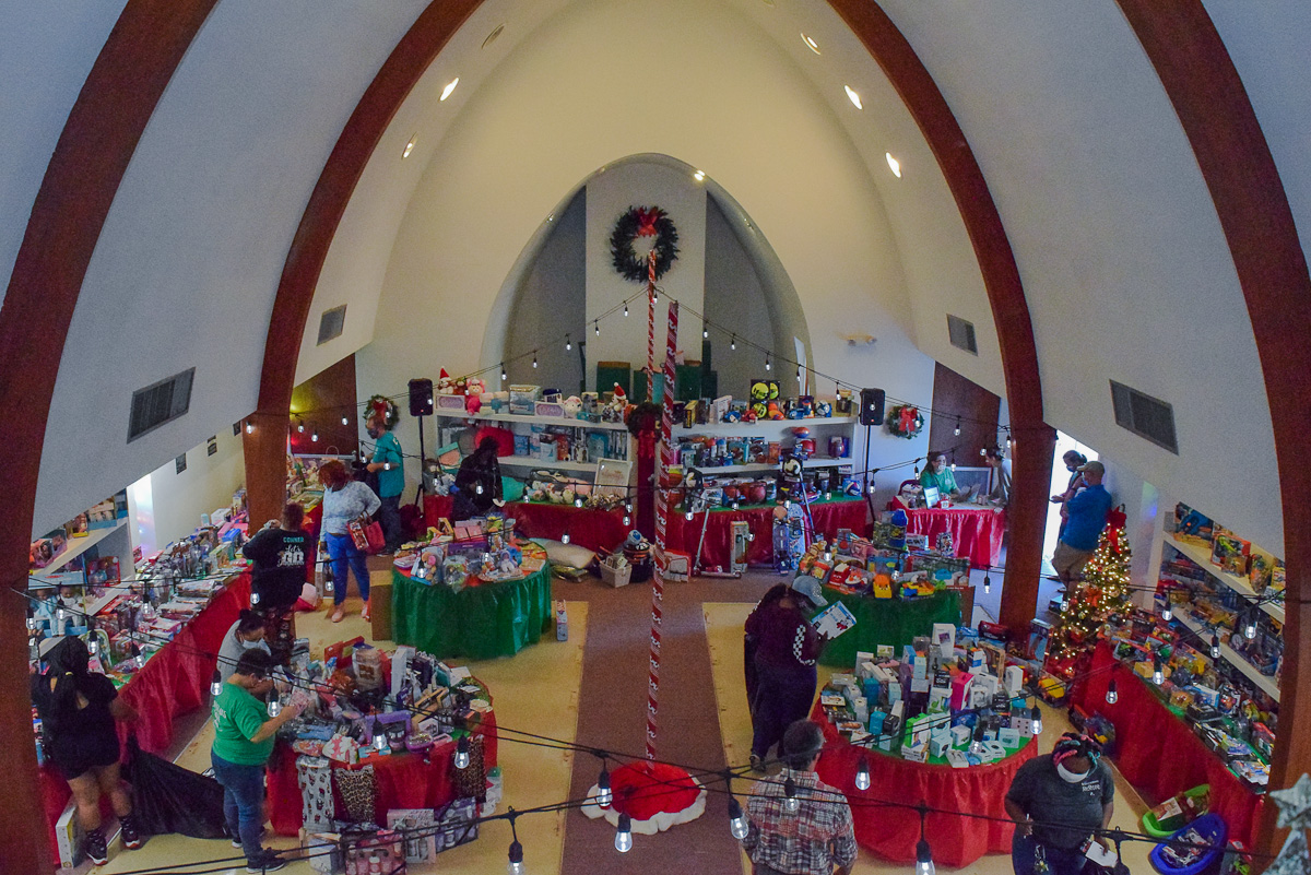 Christmas Store - Parker Street Ministries - Lakeland, FL