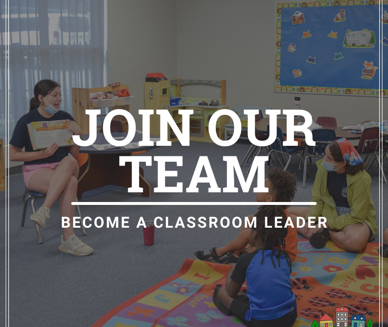 Hiring Classroom Leaders